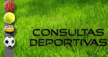 Consultas Deportivas