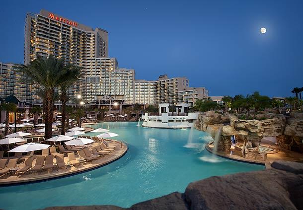 Marriott Palm Villas Orlando