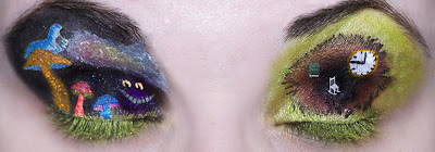 Creative Eyelid Artwork by Katie Alves (15) 1
