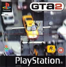 Free Download Games GTA II PS1 ISO + Emulator