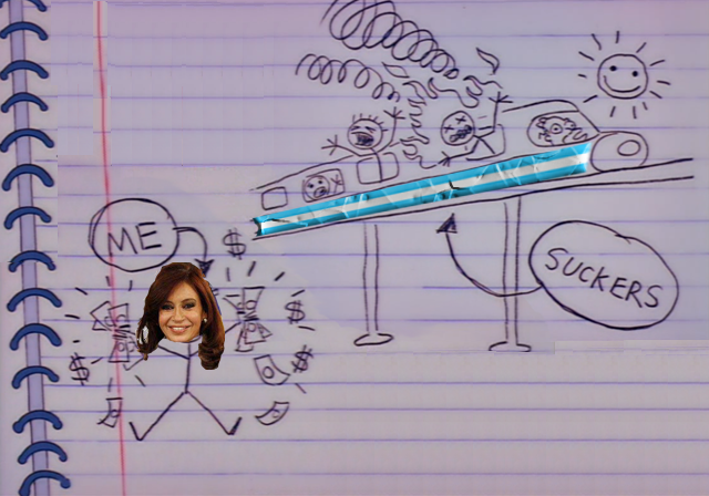 ¿Dónde Está Cristina Fernández de Kirchner?