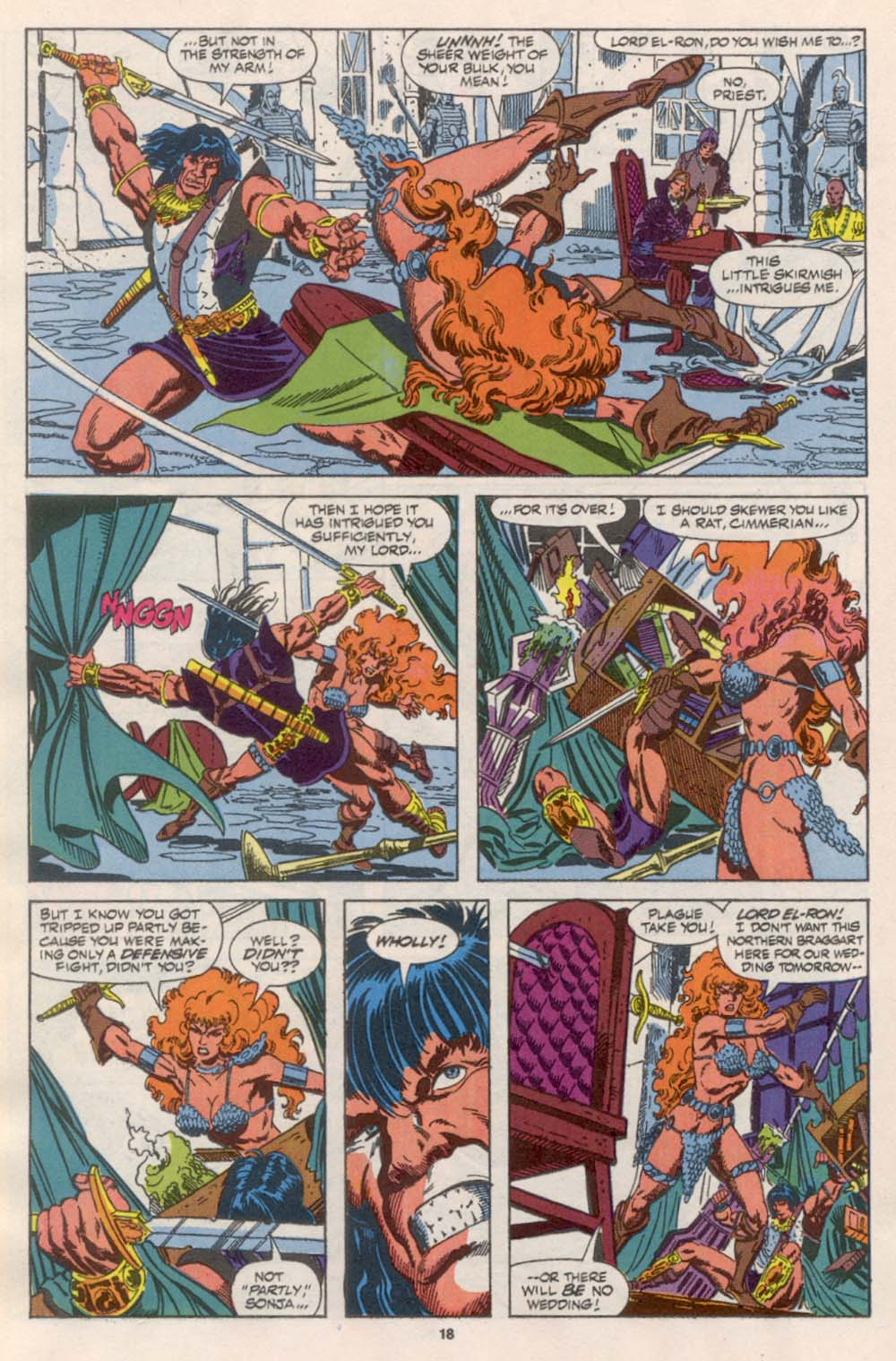 Conan the Barbarian (1970) Issue #242 #254 - English 15