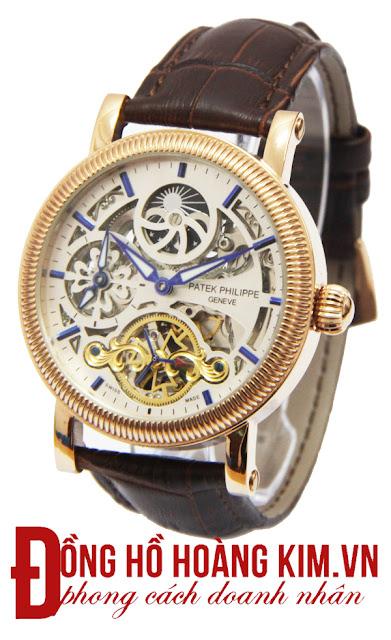 Đồng hồ đeo tay nam cao cấp 2015-2016