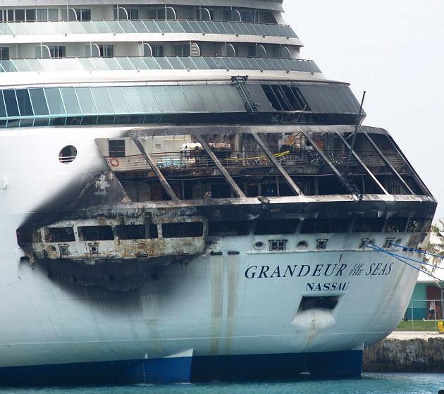 Navio Grandeur of The Seas o Navio de Cruzeiros Grandeur