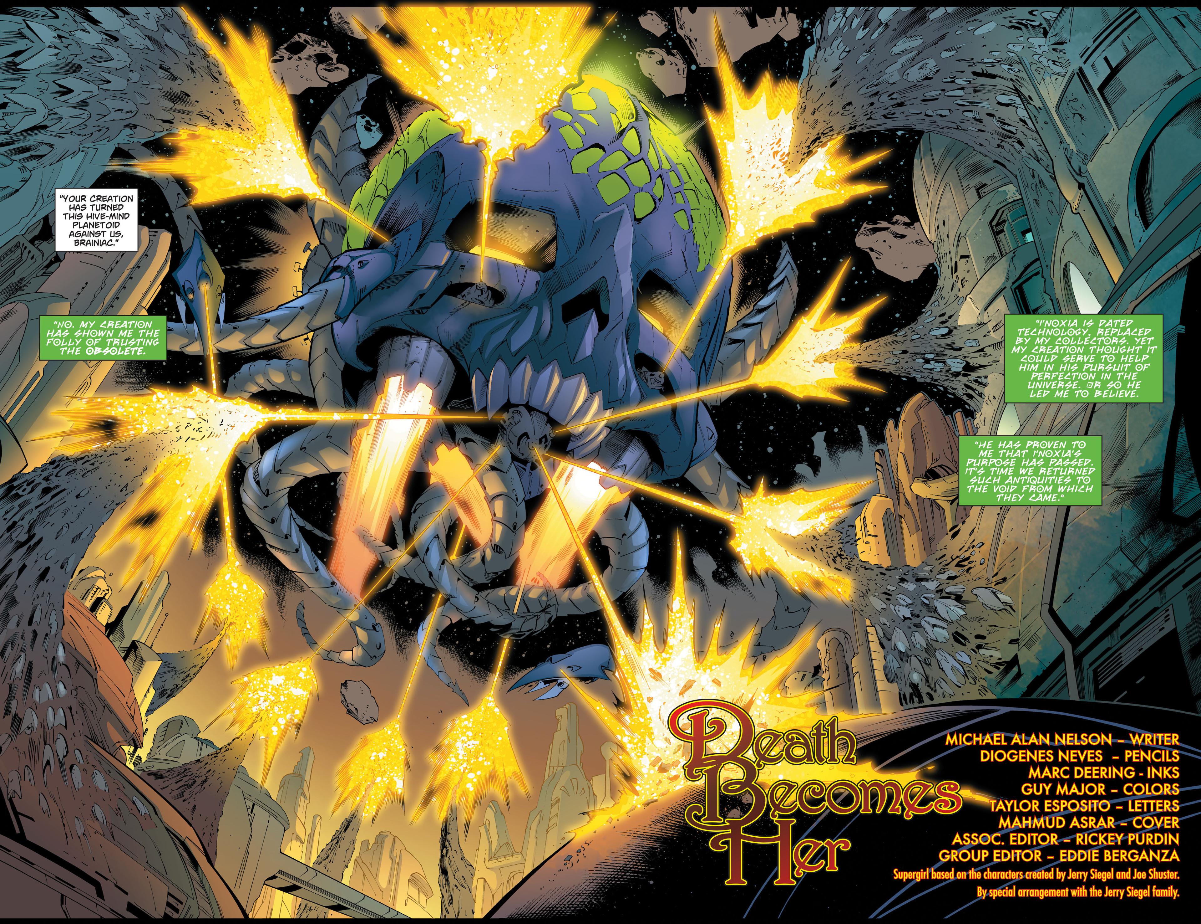 Supergirl (2011) Issue #24 #26 - English 5
