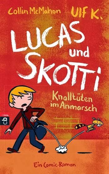 Lucas und Skotti #1; 2013