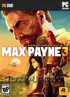 Max Payne 3-Black Box