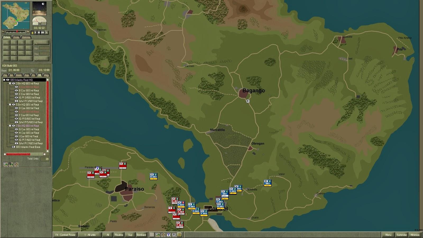 Sahrani Map (High Resolution) - Misc and utilities - Armaholic