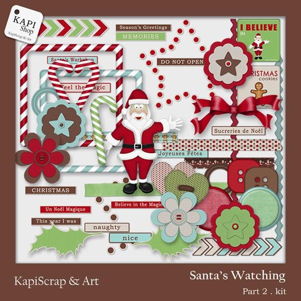 http://www.kapiscrap.com/Kapishop/en/156-santa-s-watching-part-2-alpha-1-kit.html