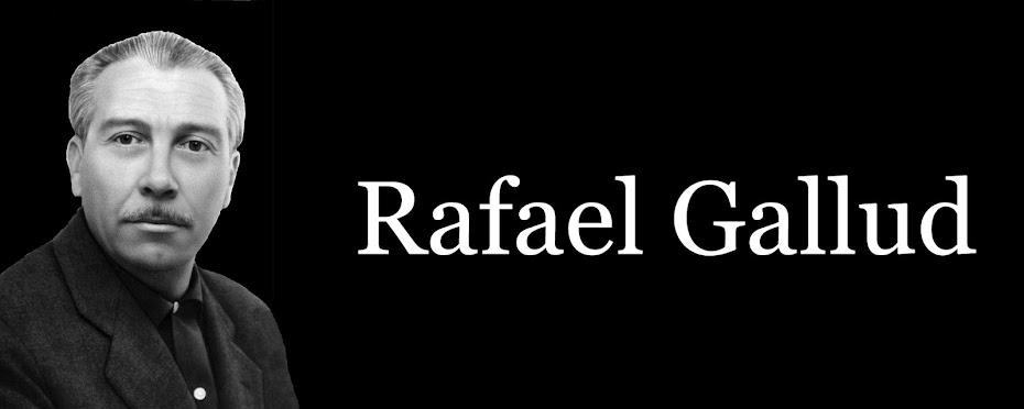 Rafael Gallud