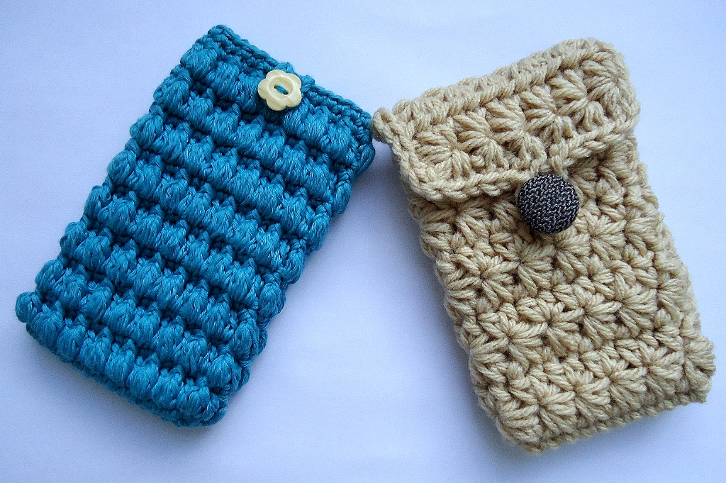 Stitch of Love: Lovely Cell Phone Cozies