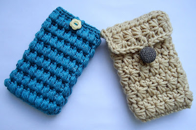 Crochet Pattern Central - Free Change Purses, Cell Phone Bags