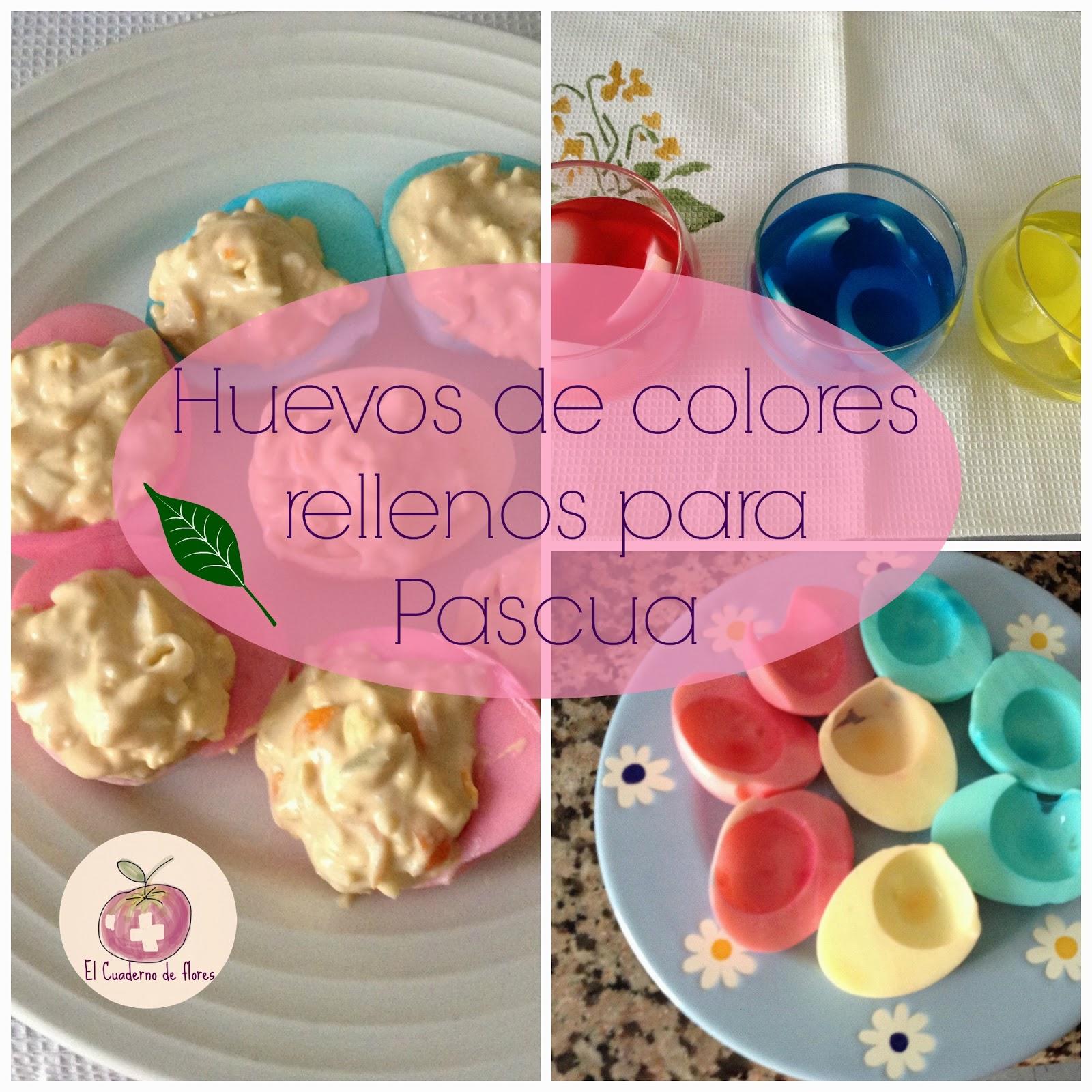 Huevos de Pascua, El Cuaderno de Flores