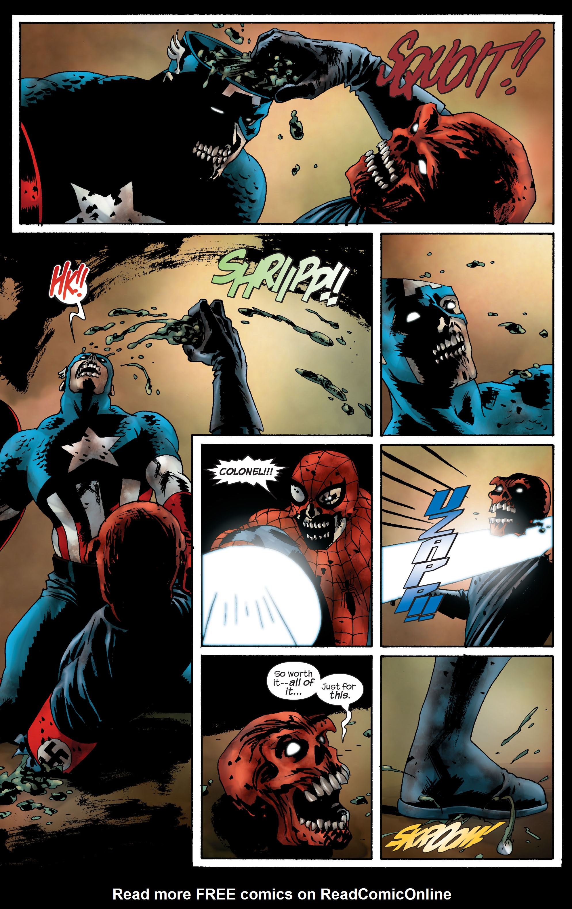 Marvel Zombies (2006) Issue #5 #5 - English 10