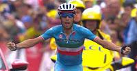 TOUR DE FRANCIA 2015 - Nibali se reivindica y Nairo mete emoción recortando 32 segundos