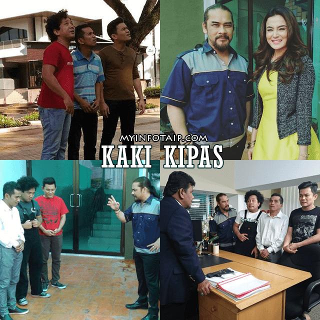 Kaki Kipas TV9