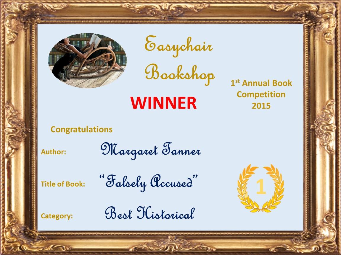 Falsely Accused - Award Winner