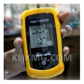 Alat Deteksi Ikan / Fish Finder - Kode Barang : A0024 - Khusus untuk Para Pemancing Profesional / Penyuka Kegiatan Memancing