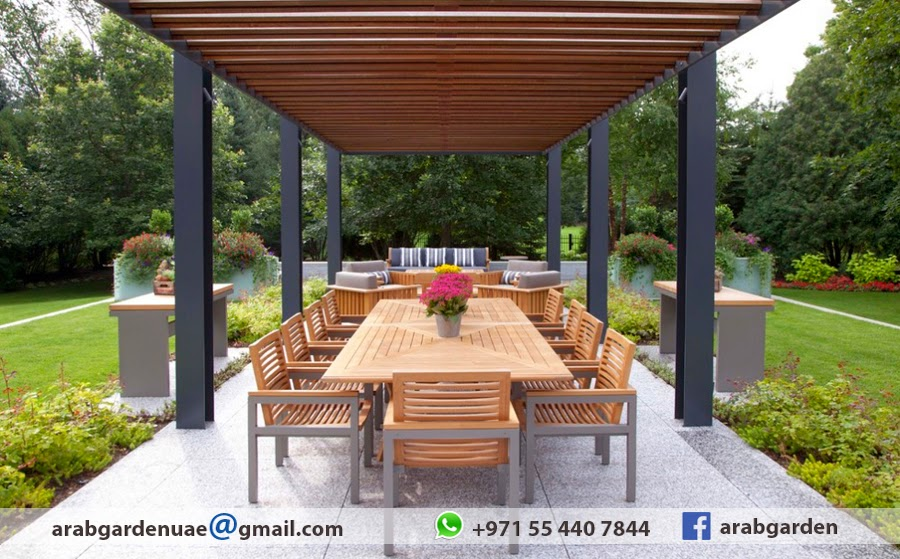 We have a well planned variety of pergolas consisting of various type of  material such as vinyl, wood and fiber with a good combination to give an  ... - Wooden Pergola Contractor