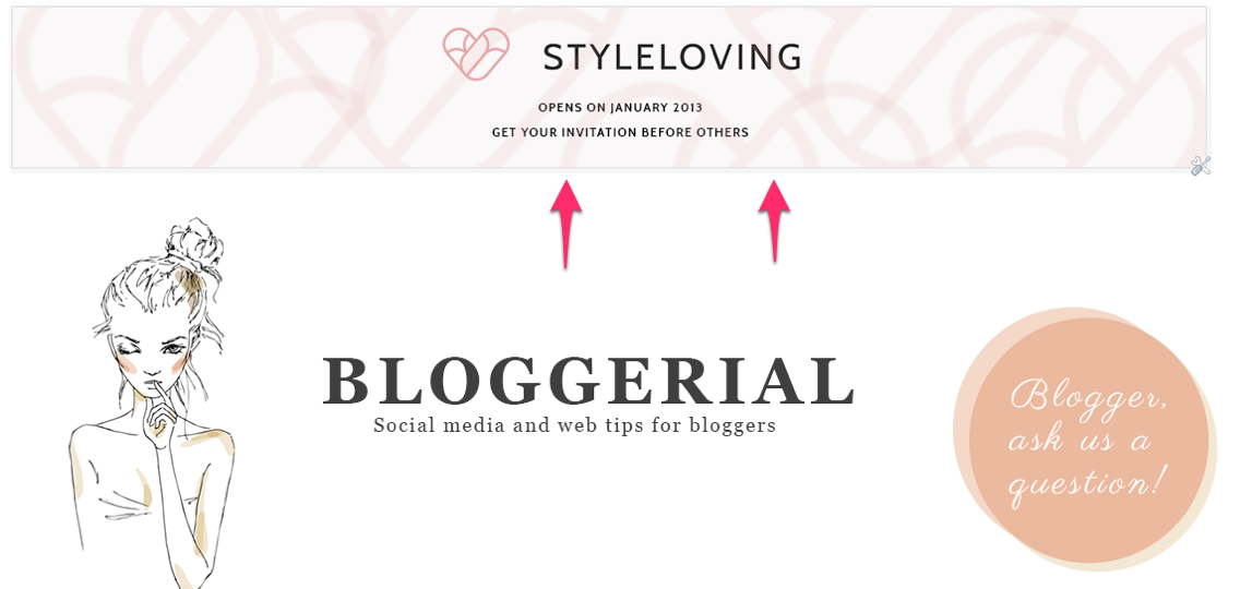 How to Design a Blog Header Using Inexpensive Clip Art