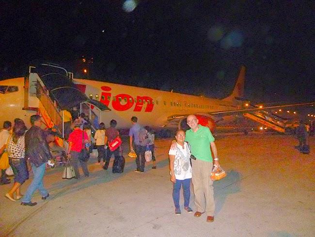Avión Lion Air