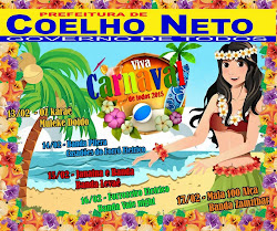 Viva Carnaval de Todos 2015 - Coelho Neto