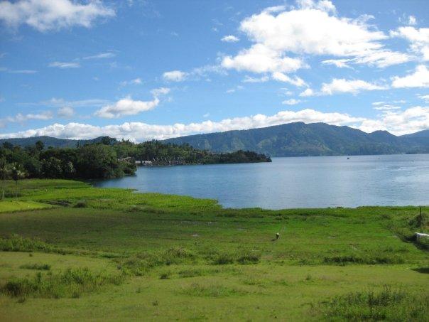 Full Picture Danau Toba Lake Toba Indonesia