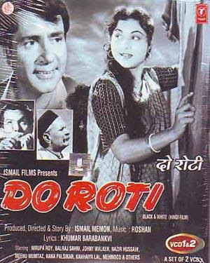 Do Roti 1957 Hindi Movie Watch Online