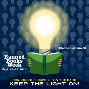 Join us for Banned Books Week!