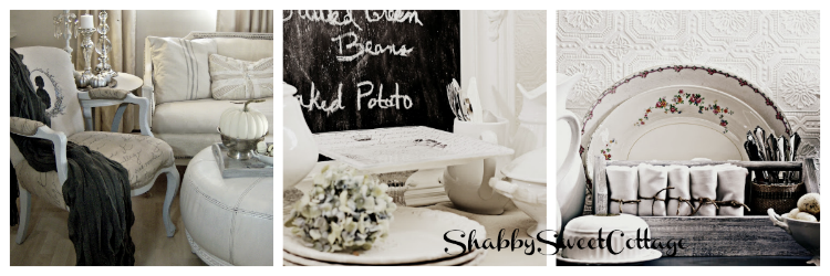 Shabby Sweet  Cottage
