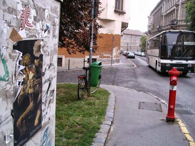 Francesco Format bez F, street art, Poland, Hungary, Budapest, I. kerület, urban art, Lengyelország, lengyel, Hunyadi János utca