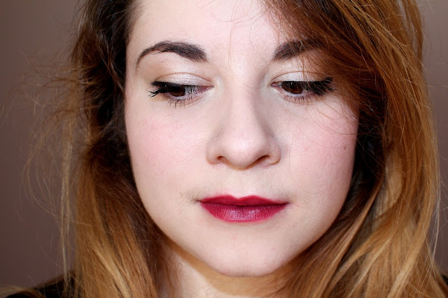 revue rouge à lèvres mat kiko 614