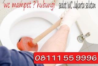 Inilah Harga sedot WC paling murah di Jakarta