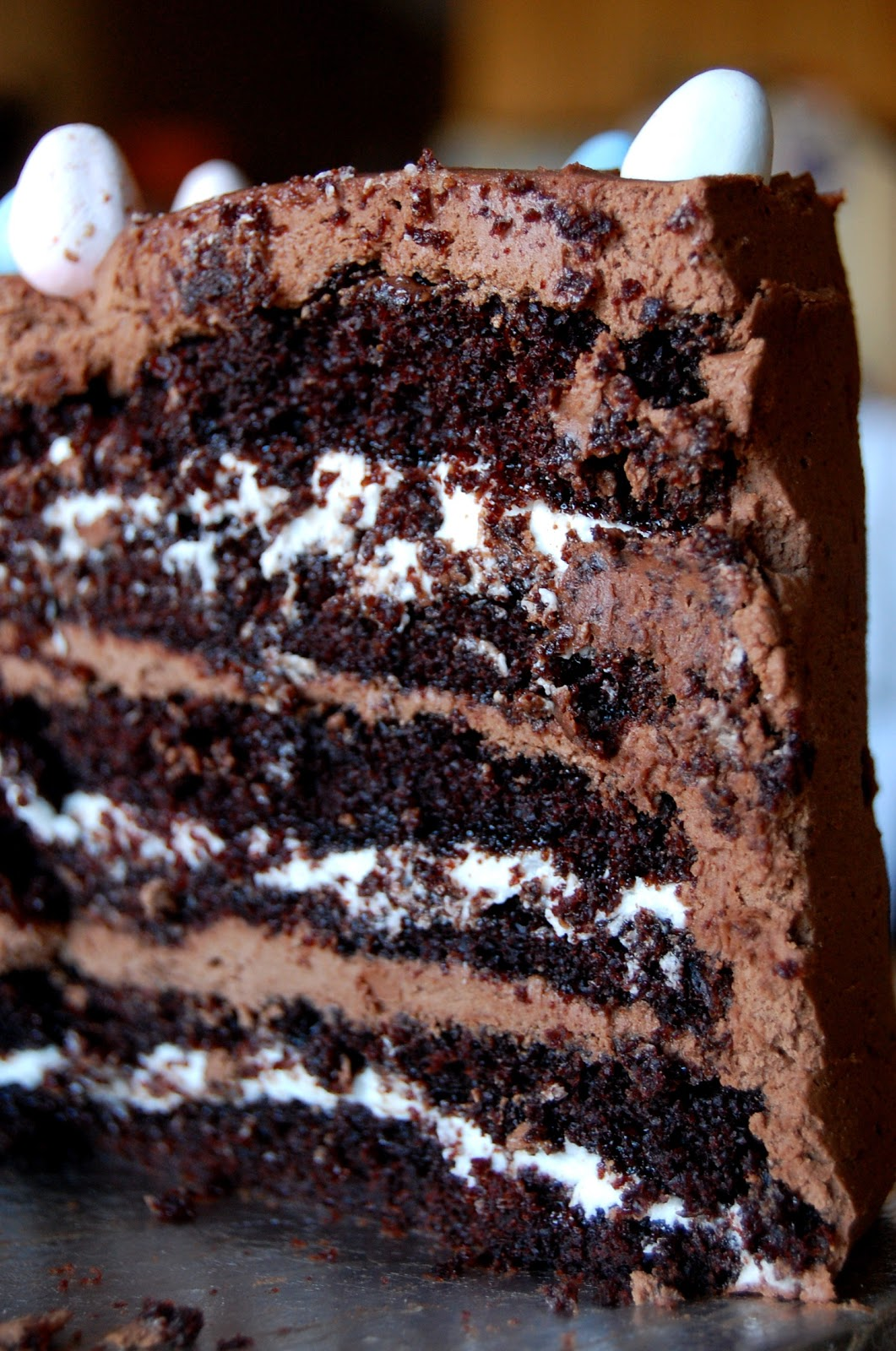 PromiseMe2....and A Lot About Food!: Chocolate-Mocha Layer ...