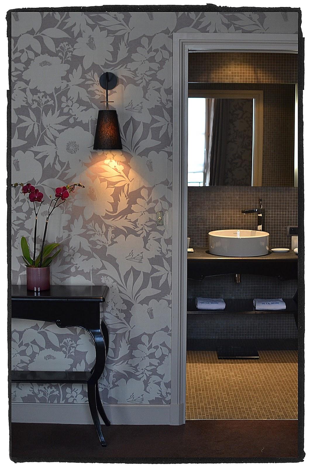 Papier peint chambre Au Fil des Couleurs - Papier Peint Chambre Design