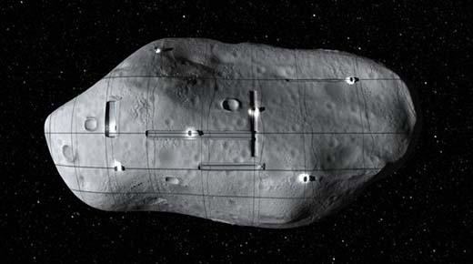 Los asteroides del sistema solar podrían ser realmente naves extraterrestres, afirma astrobiólogo