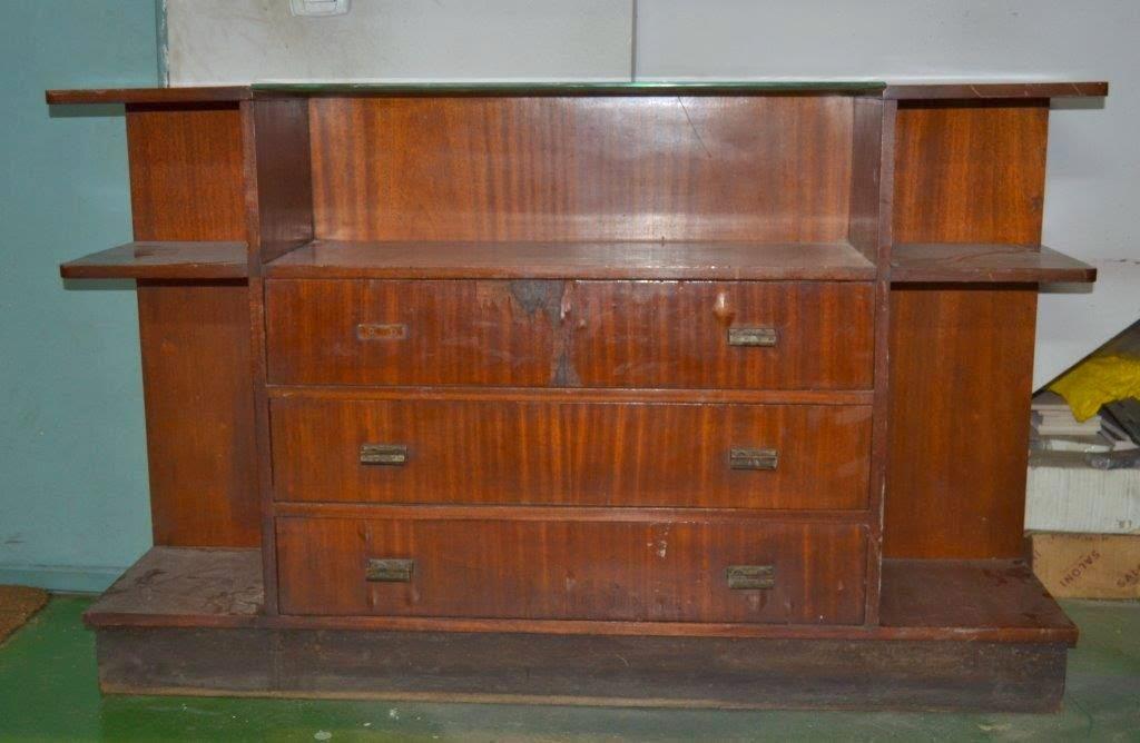 Mueble a os 60 actualizado el antes y el despu s decoracion - Muebles anos 60 ...