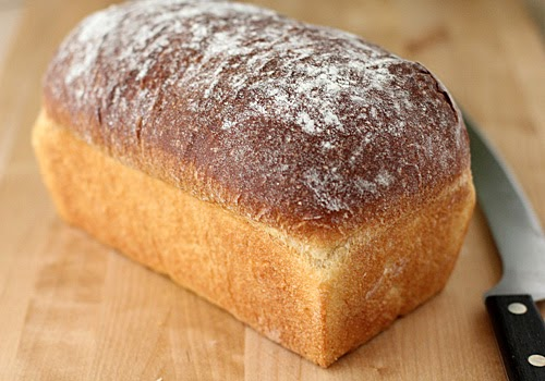 The Galley Gourmet White Bread