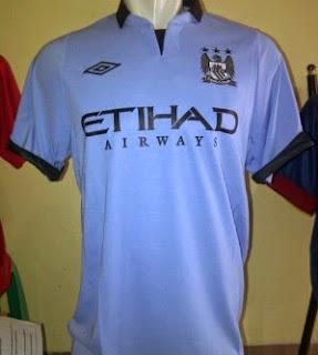 jersey terbaru, Manchester City, home, away, third, musim depan, harga jersey Manchester City