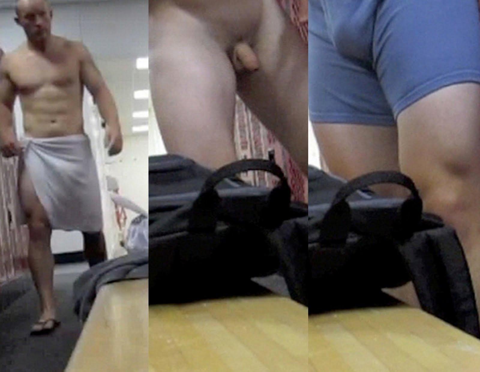 Hidden camera in the women039s locker room sports club 9