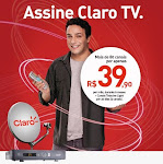 CLARO TV: PACOTE FÁCIL
