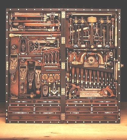 Old Fashioned Engineer Tools