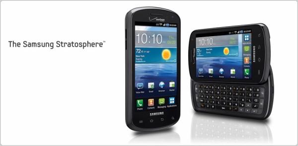 Samsung Stratosphere Verizon Review