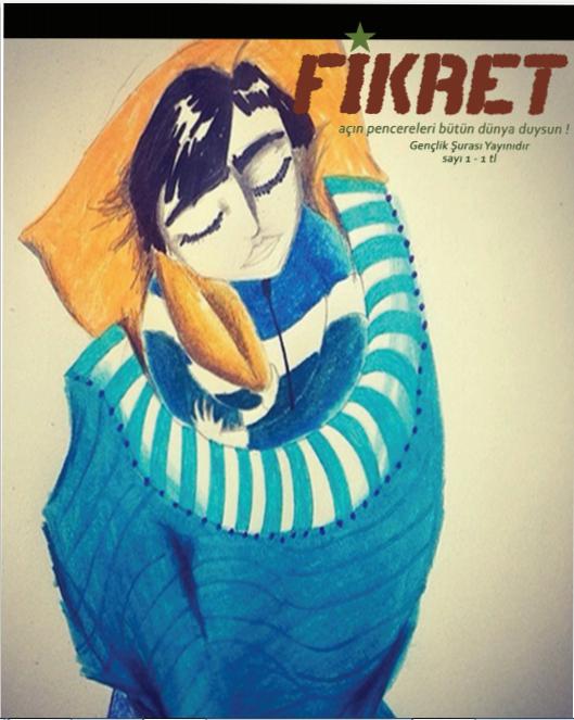 Fikret Dergisi(Gençlik Şurası Yayını)
