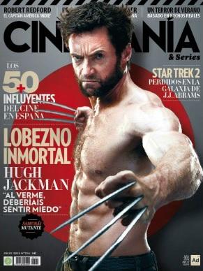 Revista Cinemanía. Julio 2013 (Pdf)