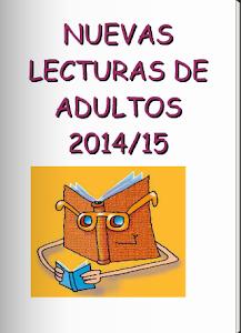 Lecturas adultos IV (curso 2014/15)