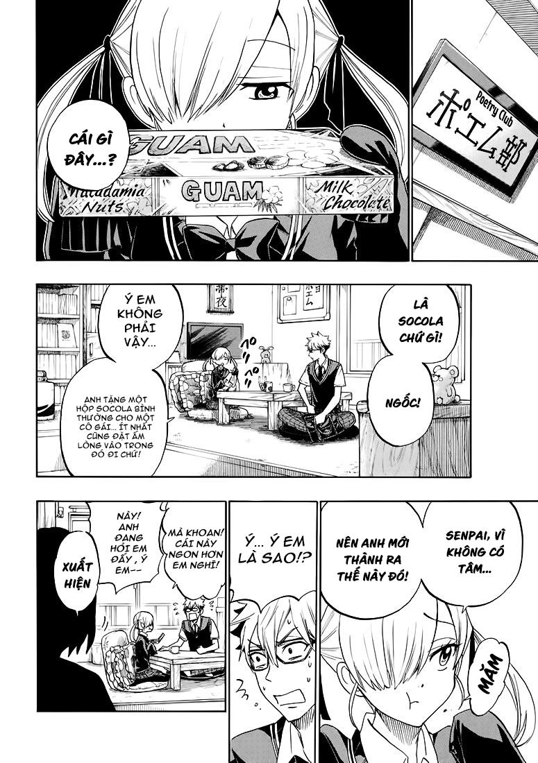 Yamada-kun to 7-nin no majo chap 206 Trang 7 - Mangak.info