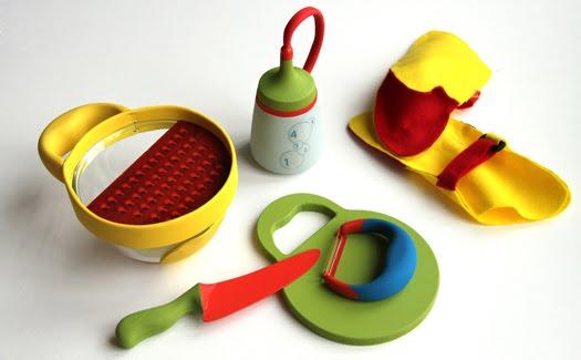 Utensilios de cocina para niños   No me toques las Helvéticas   Blog ...