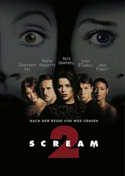 Tiếng Thét 2 - Scream 2 (1997) Poster