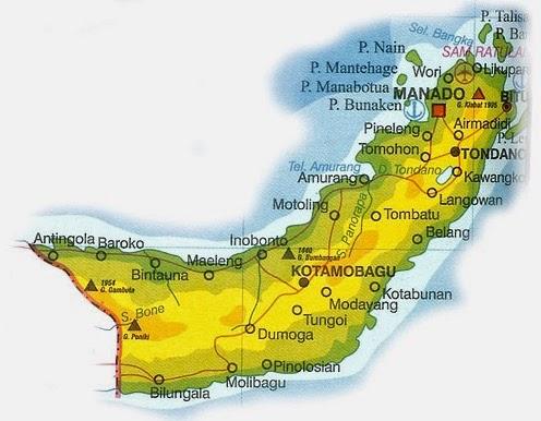 Wilayah Mongondow